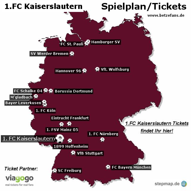 Spielplan Fc Kaiserslautern