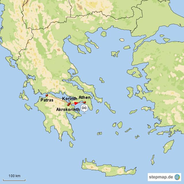 Karte von Sudeuropa (Sudeuropa) - Karte auf Welt-Atlas.de - Atlas ...