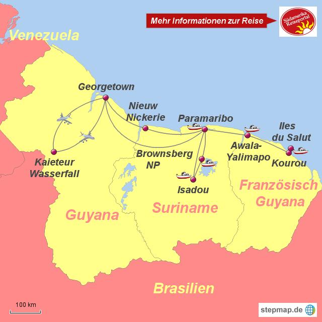 Französich Guyana