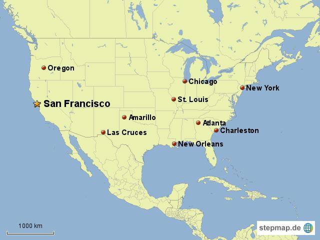 san francisco karte San Francisco Karte | goudenelftal san francisco karte