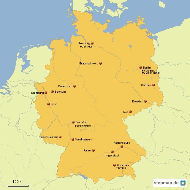 2 liga deutschland