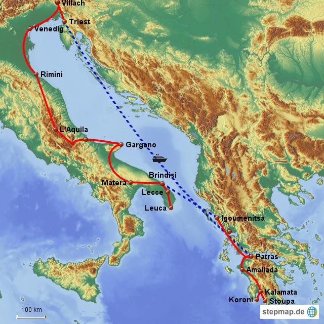 Italien Mazedonien