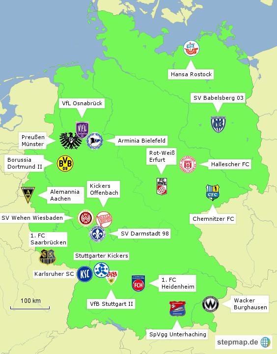 deutschland 3 liga