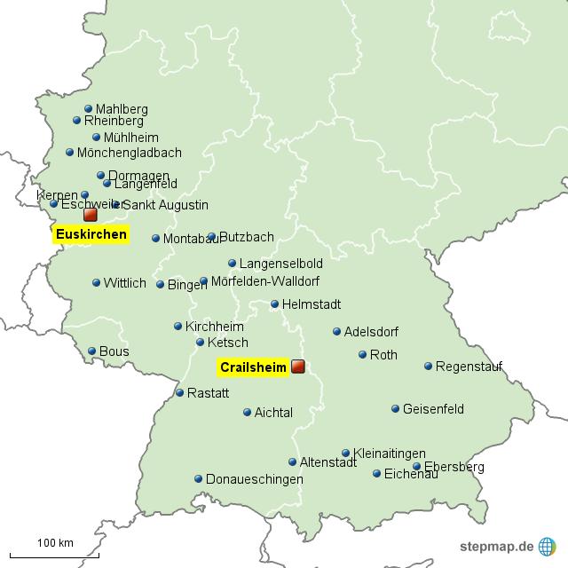 Aldi Süd Karte