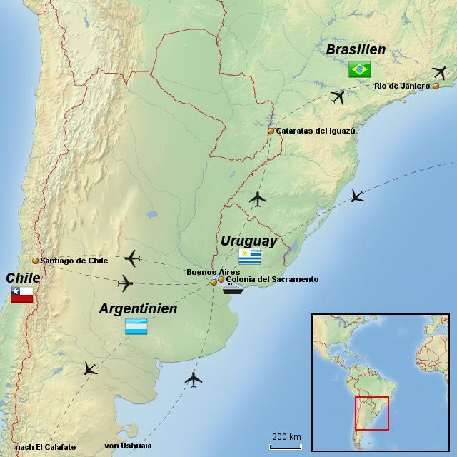 Chile Brasilien