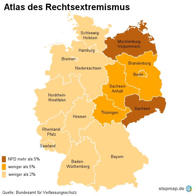 Rechtextremismus In Deutschland