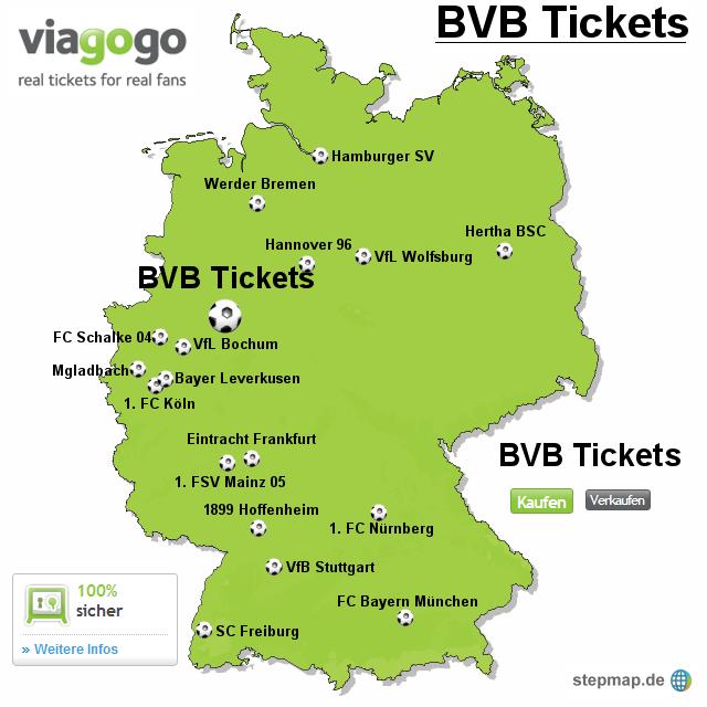 Viagogo Bvb