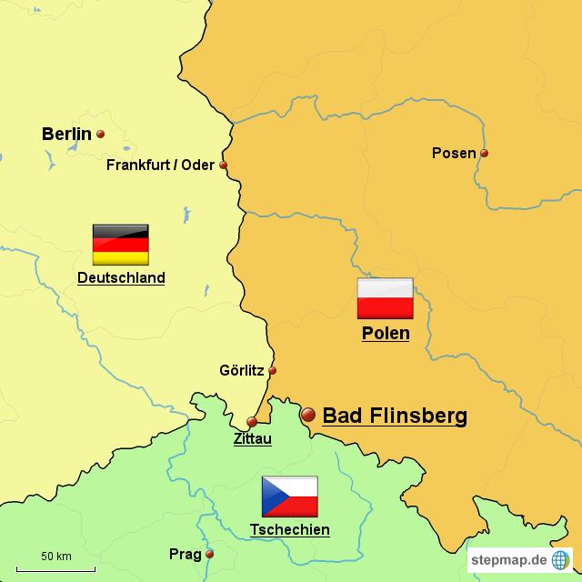 bad flinsberg karte StepMap   Bad flinsberg   Landkarte für Deutschland bad flinsberg karte