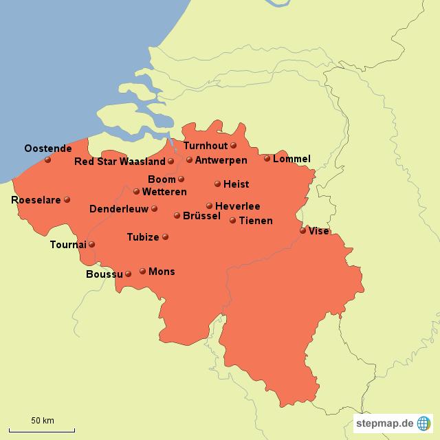 liga belgien