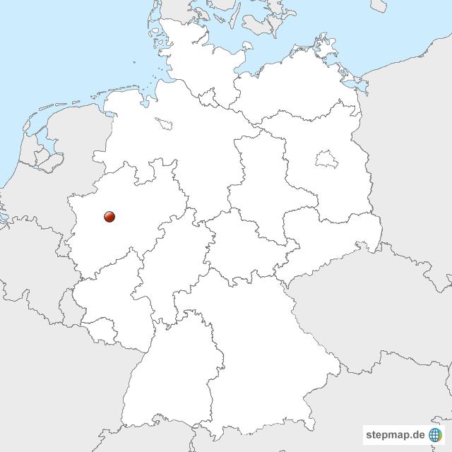 Bochum Karte.Stepmap Bochum Landkarte Für Deutschland