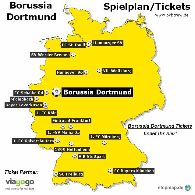 Borussia Dortmund Spielplan