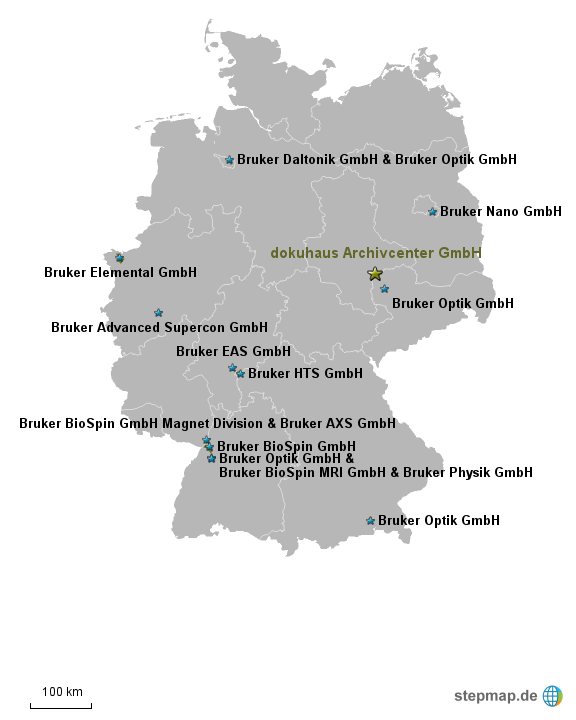 Bruker Deutschland