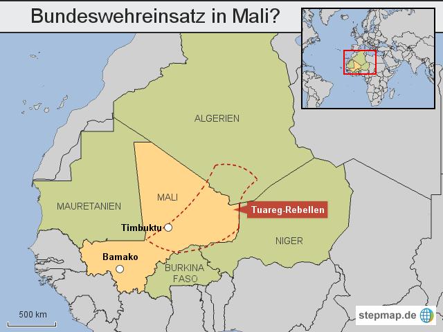 Bundeswehreinsatz In Mali