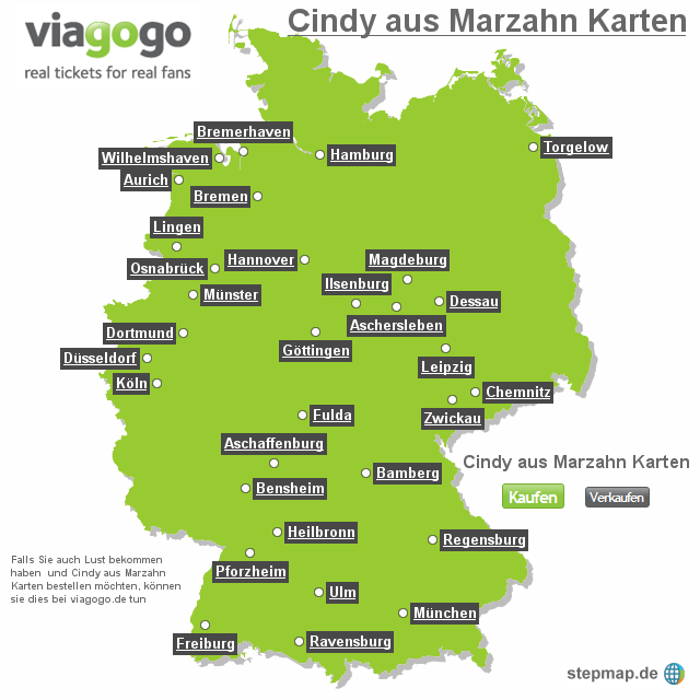 Cindy Aus Marzahn Karten