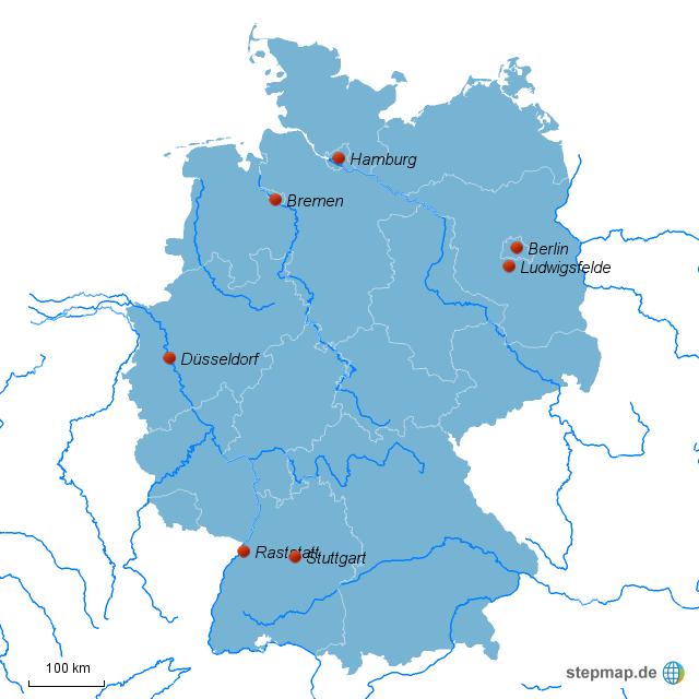 Daimler Standorte Deutschland