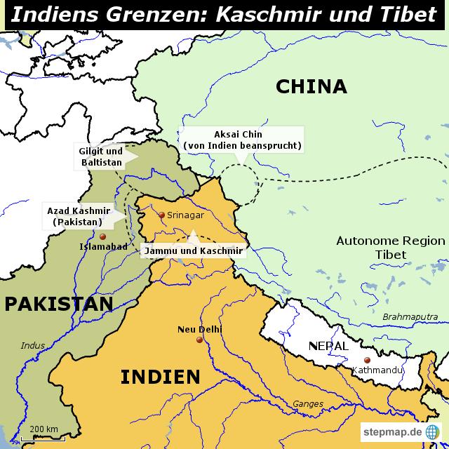 Kaschmir Konflikt
