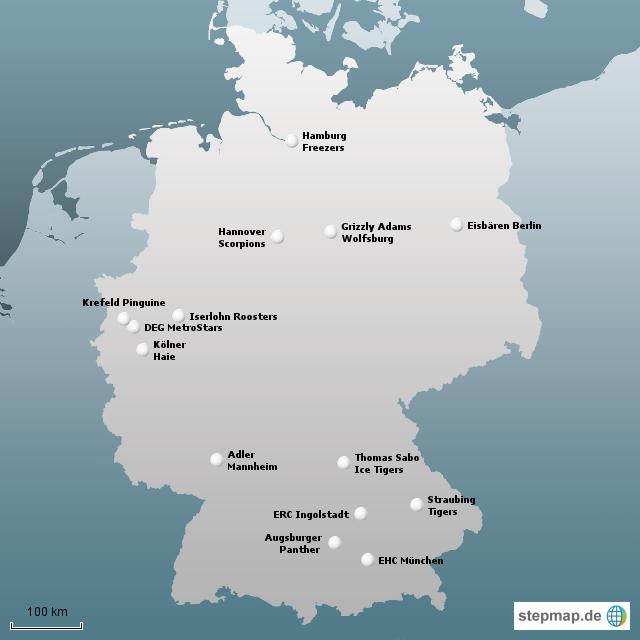 Eishockey Liga Deutschland Tabelle