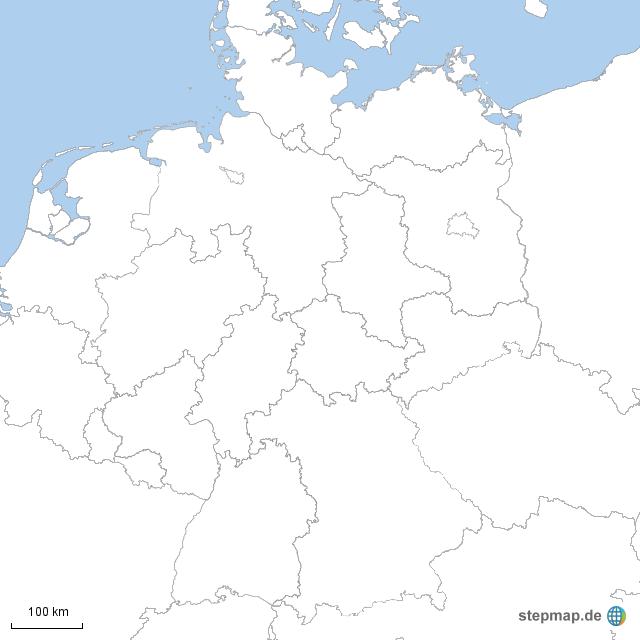 Landkarte Asien Ohne Namen.Deutschland Bundeslander Erdkunde Quiz