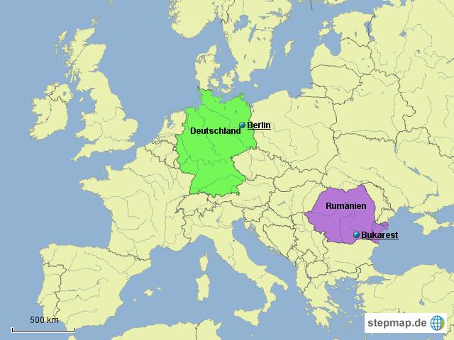 Deutschland Rumänien
