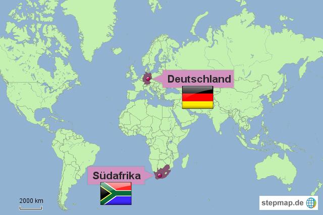 Deutschland Welt