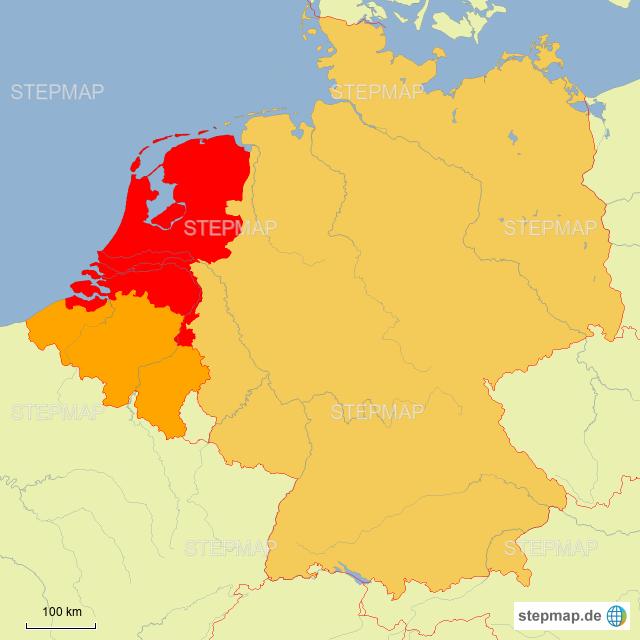 Deutschland Belgien