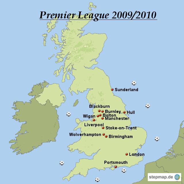 Englische Premier League