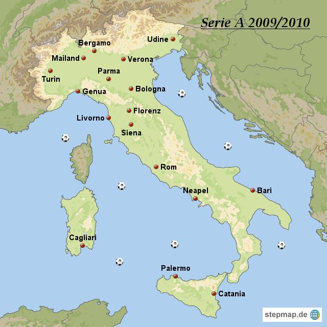 italienische serie a