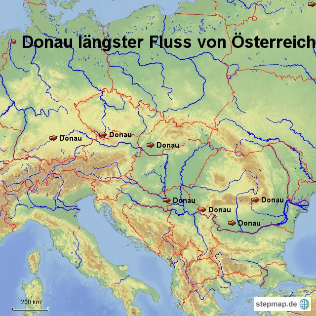 Größter Fluss In Deutschland