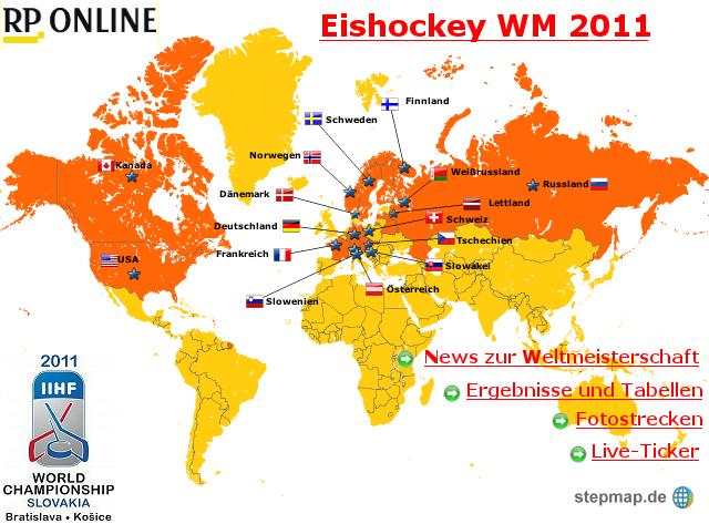 Karten Eishockey Wm