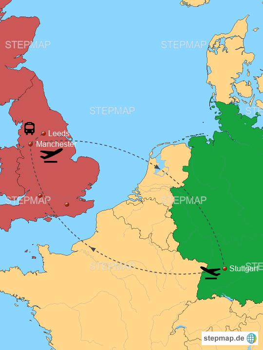 england deutschland karte StepMap   England   Landkarte für Deutschland