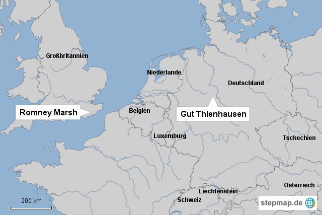 england deutschland karte StepMap   England + Deutschland   Landkarte für Deutschland