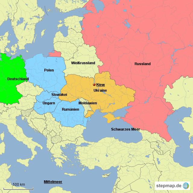 ukraine karte StepMap   Europa/Ukraine Karte   Landkarte für Ukraine