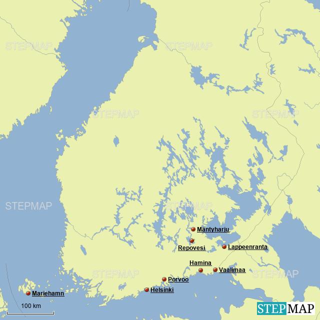 Ukraine Finnland