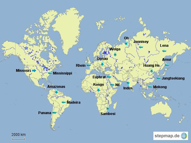 Wichtigste Städte Der Welt