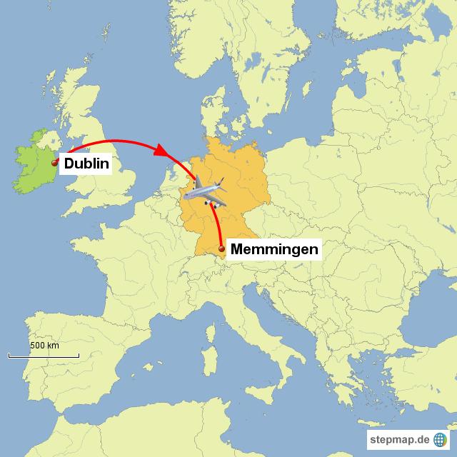 Flug Dublin München Heute