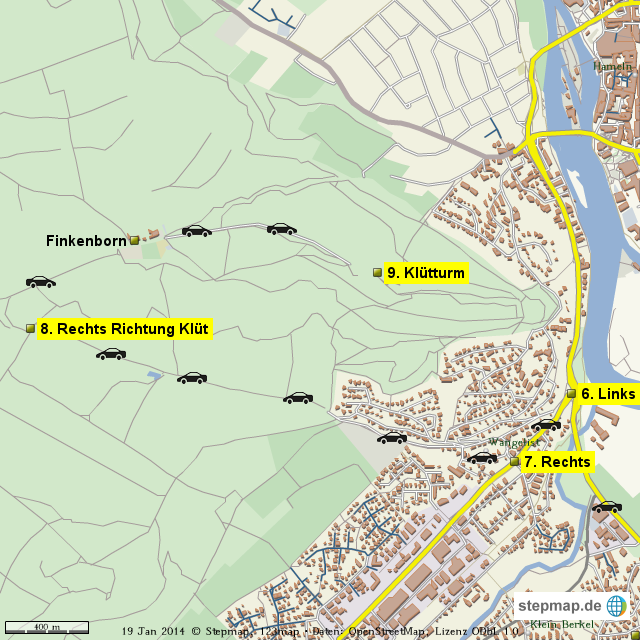 Hameln Karte.Stepmap Frenke Hameln 2 2 Landkarte Für Welt
