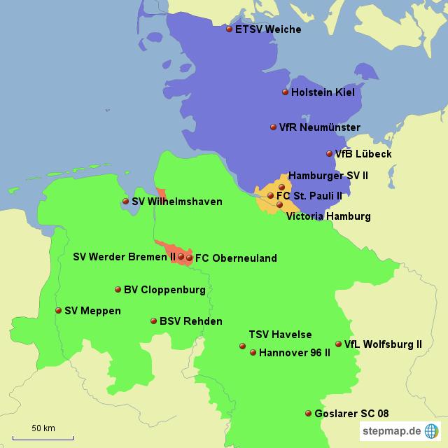 Regionalligen Deutschland