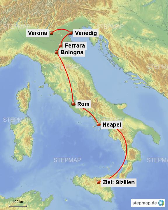 goethe italienreise