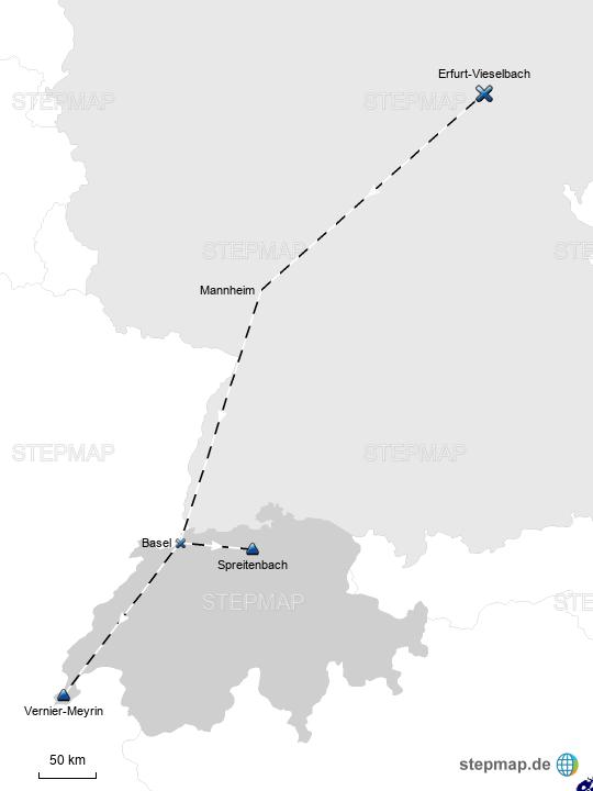 stepmap ikea erfurt schweiz landkarte f r deutschland. Black Bedroom Furniture Sets. Home Design Ideas
