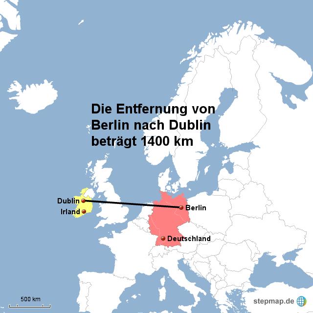 Deutschland Irland