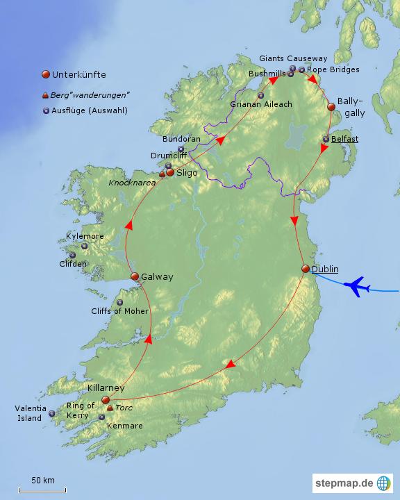 Irland Und Nordirland