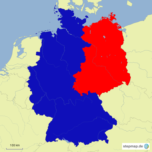Kalter Krieg Deutschland