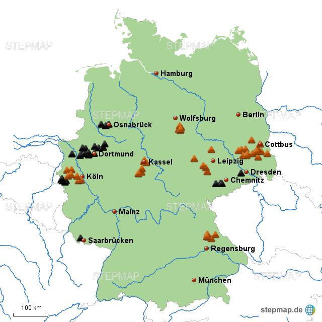 Steinkohle In Deutschland
