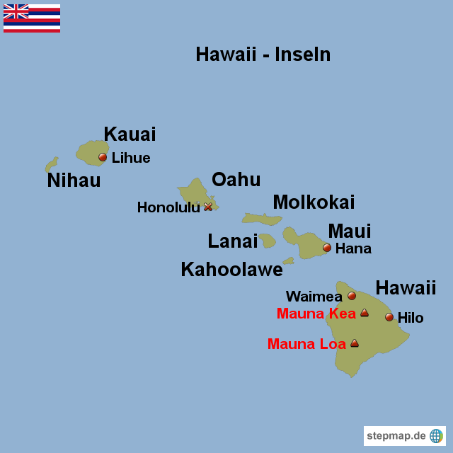 Airports On The Big Island In Hawaii