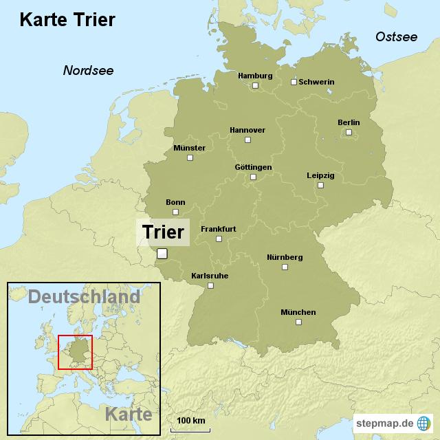 Bundesland Trier