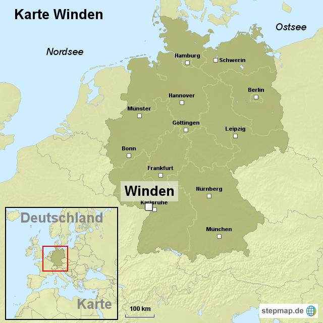 Winden Deutschland