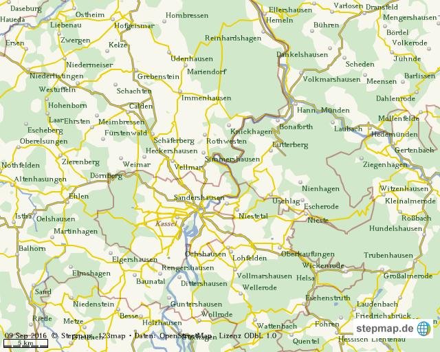 Telefonbuch Kassel Und Umgebung