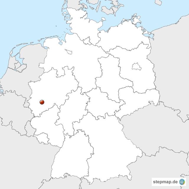 Köln Karte Deutschland.Stepmap Köln Landkarte Für Deutschland