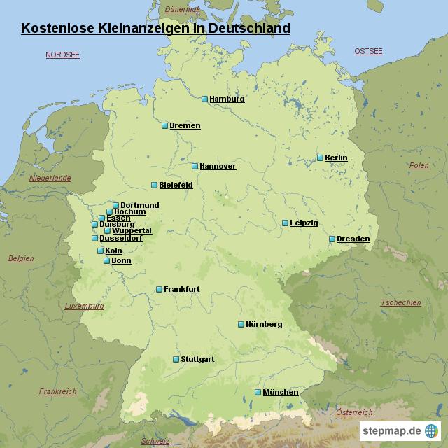 Kleinanzeige Deutschland