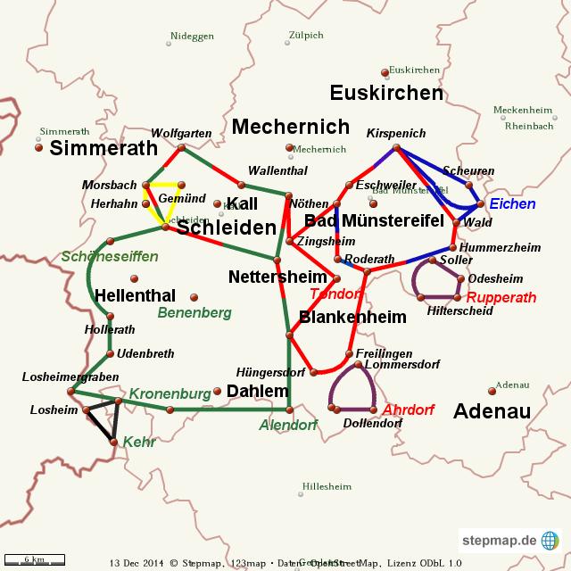 Single party kreis euskirchen